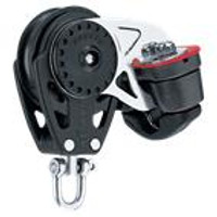 HARKEN HK2615 57 mm Block åÑ Swivel, Cam Cleat