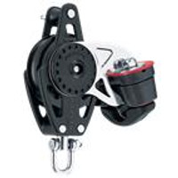 HARKEN HK2616 57 mm Block åÑ Swivel, Becket, Cam Cleat