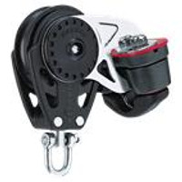 HARKEN HK2666 75 mm Block åÑ Swivel, Cam Cleat