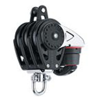 HARKEN HK2669 75 mm Triple Block åÑ Swivel, Becket, Cam Cleat