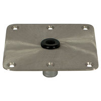 King Pin Aluminium Deck Base