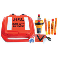 Life Cell Trailer Boat Bundle - Epirb Optional