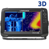 Lowrance HDS-9 CARBBON with 3D Bundle