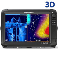 Lowrance HDS-12 CARBON with 3D Bundle