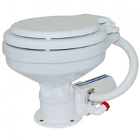 12V Electric Toilet/Soft Close Seat