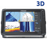 Lowrance HDS-16 CARBON 3D Bundle