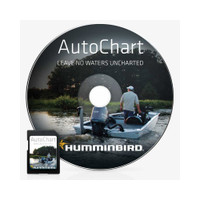 Humminbird AutoChart Software for PC