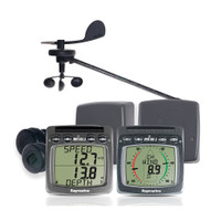 Raymarine Tacktick 104 & 108 Wireless Speed, Depth & Wind System