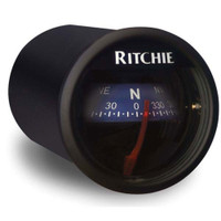 Ritchie Sport Compass - Black Trim