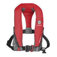 Crewfit 165 Sport Inflatable PFD LifeJacket - Red