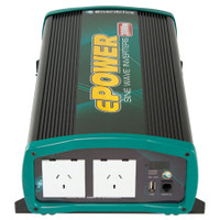 ePower DC to AC Pure SineWave Inverter 2000w/12V