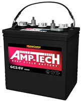 AmpTech Deep Cycle Batteries
