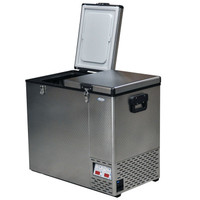 National Luna Refrigerator 110L