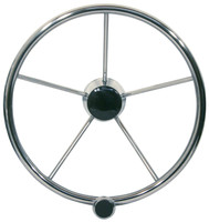 Steering Wheel with Speed Knob