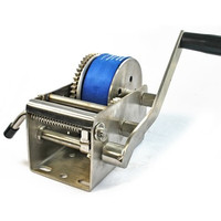 Synthetic Strap Trailer Winch 1500kg