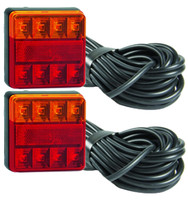 LED 99 Trailer Light Set with Cable