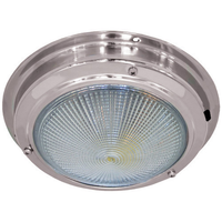 Stainless Steel LED Dome Light