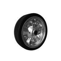 8 inch Steel Trailer Jockey Wheel