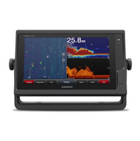 GPSMAP® 952xs ClearVü and Traditional Sonar w/ Mapping