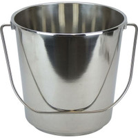 Stainless Steel Bucket 9L