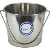 Stainless Steel Bucket 13L
