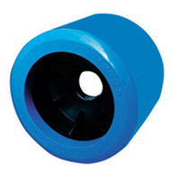 4 X 4 inch Smooth Wobble Rollers