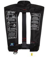 Inflatable Manual PFD 150N Black