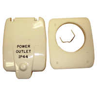Clipsal Power Outlet Flap