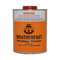 Weatherfast Brushing Thinners 4L