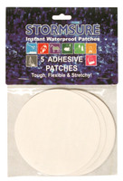 Stormsure Self Adhesive Patches