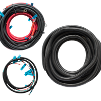 Viper Pro Winch Wiring Loom suits Boats up to 6m