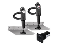 Lenco Standard Trim Tab Kit with Standard Switch
