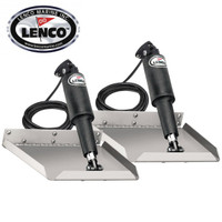 Lenco Edge Trim Tabs Standard Kit No Switch