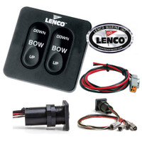 Lenco Standard Trim Tab Switch