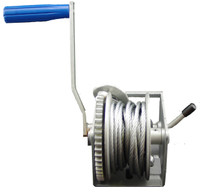 5:1 Wire Rope Trailer Winch