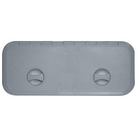 Europa Access Hatch Grey