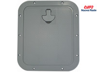 Access Hatch with Removable Lid