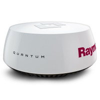 Quantum Wireless CHIRP Radar with Data Cable