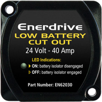 Low Battery Cut Out 24V 40A