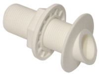 "High Speed Water Pick Up 3/4"" White Nylon"