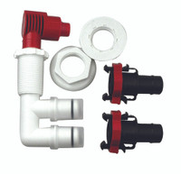 Pump Out Aerator Kit