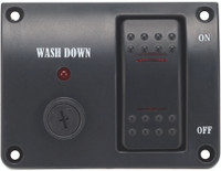Deck Washdown Pump Control Panel