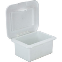 Storage Box Flush Mount with Lid