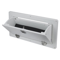 Tilt Tray Glove Box