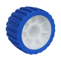 Ribbed Wobble Rollers 5""