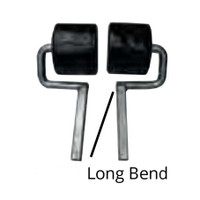 Long Bend Wobble Roller Assembly Right & Left