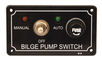 Economical Bilge Pump Control Panel