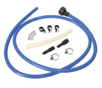 Deck Wash Hose Coil and Mount Kit 7.5m