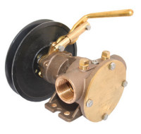 "2"" Bronze Pump With Manual Clutch"