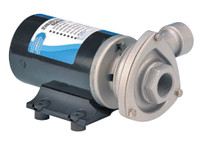 Cyclone Circulation Pump - Stainless Head